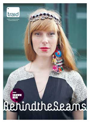 Behind the Seams Issue 6